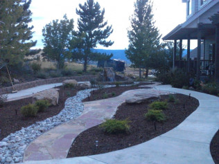 landscape design colorado springs co