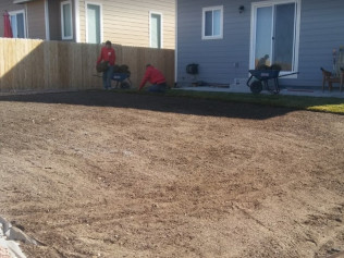 landscaping contractor colorado springs co